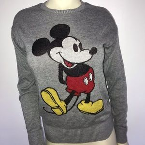 Nicky Mouse Crew Neck